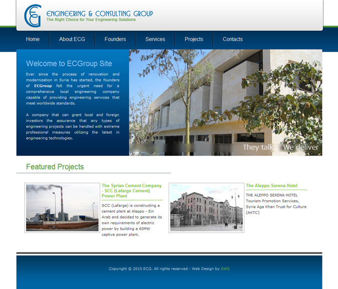 Engineering & Consulting Group